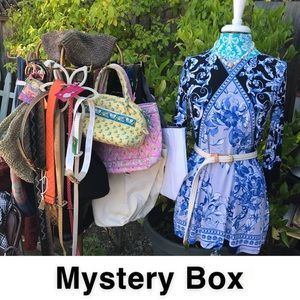 Ann Taylor Tops - 5 Item Mystery Surprise Box!! Reseller Heavan